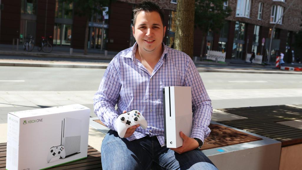 Xbox One S©COMPUTER BILD