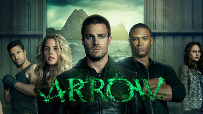 Arrow © The CW