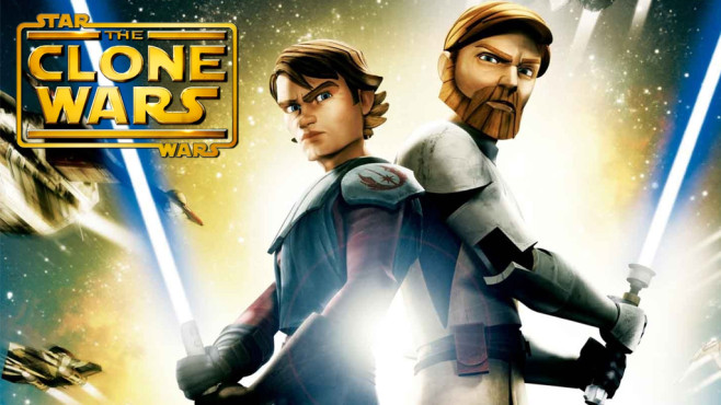 Star Wars: The Clone Wars © Lucasfilm