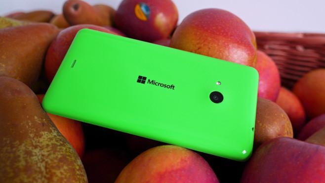 Microsoft Lumia 535©COMPUTER BILD