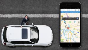 Parken ohne Stress: 10 Parkplatz-Apps im Test Parkplatz-Suche per App: COMPUTER BILD vergleicht 10 Apps.©COMPUTER BILD, Apple, Park2Gether