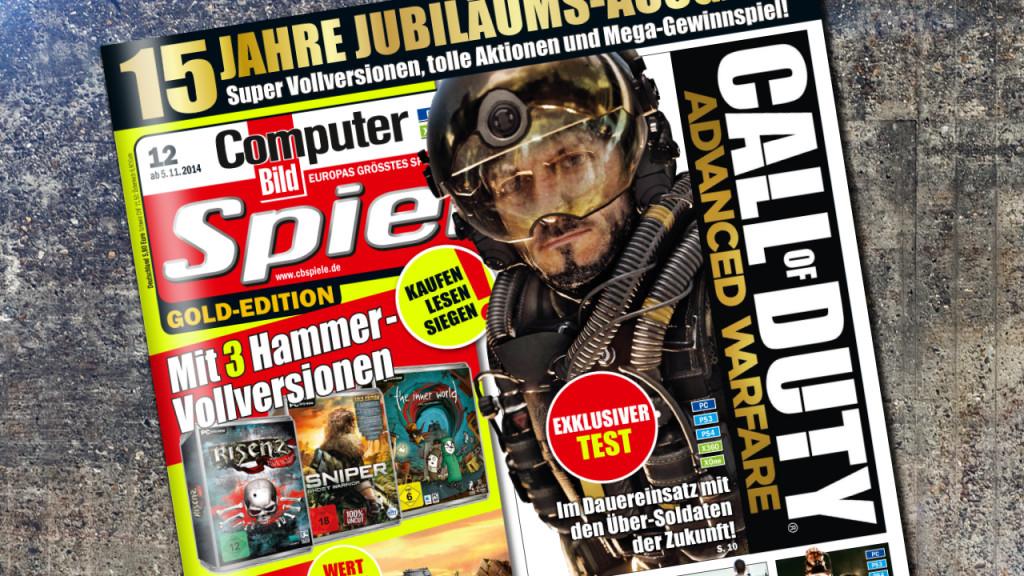 Aktuelle Computer Bild Spiele