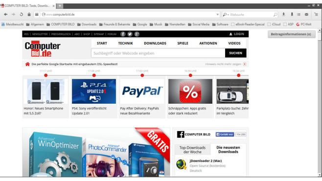 browser 7 telekom bietet browser mit spezieller sicherheitsfunktion computer bild. Black Bedroom Furniture Sets. Home Design Ideas