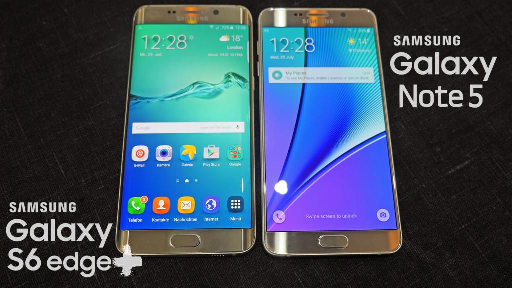 Samsung Galaxy Note 5 Im Praxis Test Computer Bild