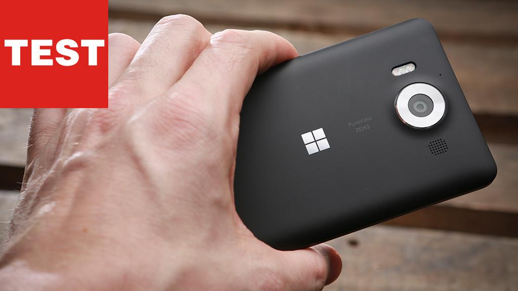 Microsoft Lumia 950©COMPUTER BILD