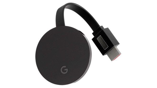 Google Chromecast Ultra ©Google