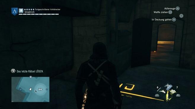 Assassin's Creed – Unity ©Ubisoft
