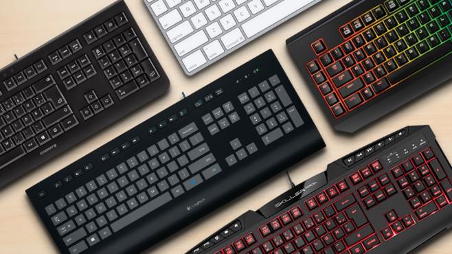 Tastaturen Kaufen Vergleich Gamingpc Modelle Computer Bild