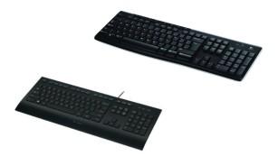 Einfache Office-Tastaturen©Logitech