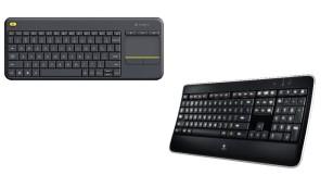 Kabellose Tastaturen©Logitech