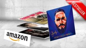Musik-Downloads bei Amazon©Sony Music, Völker hört die Tonträger, Ariola, Roadrunner Records,Amazon, Fabian Schmidt - Fotolia.com