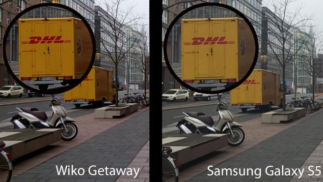 Wiko Getaway: Alu-Smartphone im Praxis-Test©COMPUTER BILD