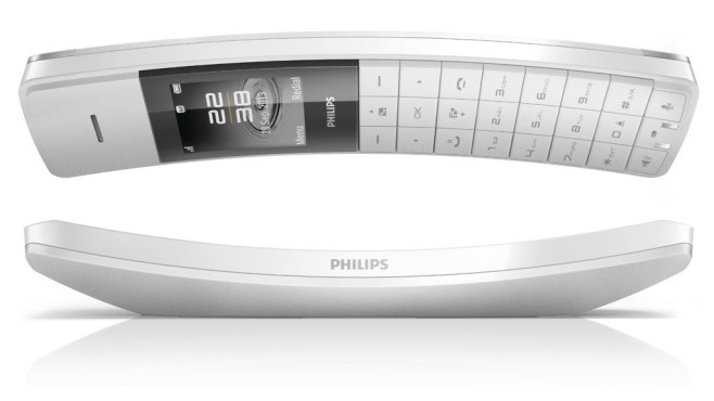 Telefon Philips M8881W ©Philips