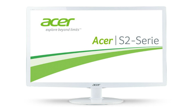 Platz 4 (Monitore): Acer S242HLCbid ©Acer