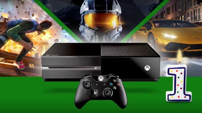 Xbox One: Konsole und Spiele©Microsoft