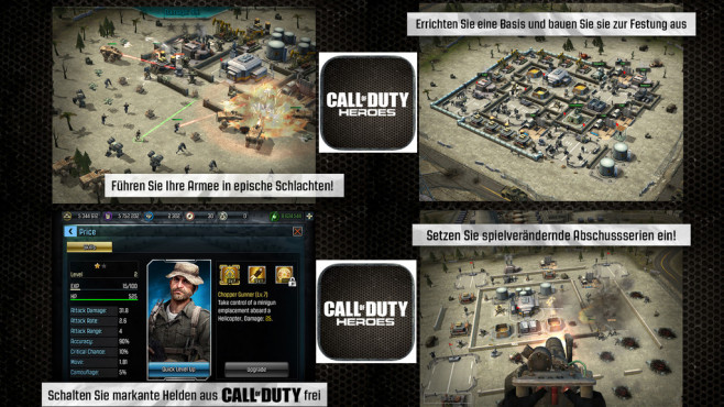 Call of Duty – Heroes © Activision
