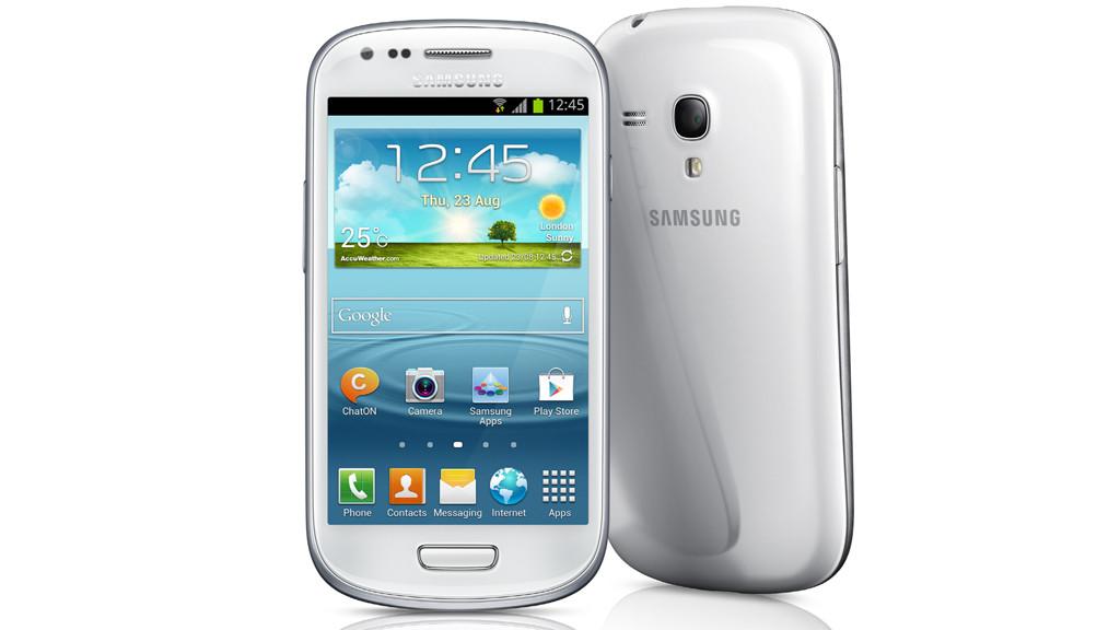 Samsung Galaxy S3 Mini Value Edition©Samsung