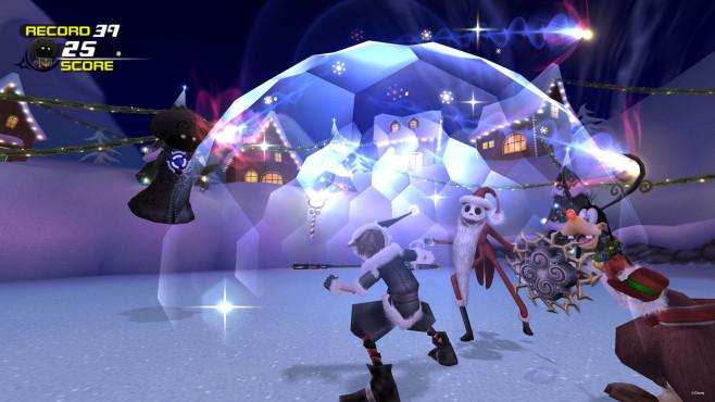 Kingdom Hearts HD 2.5 ReMIX©Square Enix
