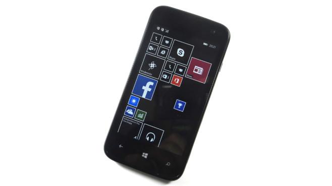 Archos 40 Cesium: Windows-Smartphone im Praxis-Test©COMPUTER BILD