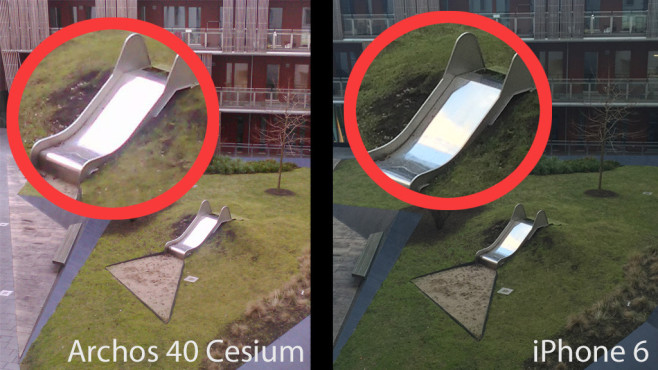 Archos 40 Cesium im Praxis-Test©COMPUTER BILD