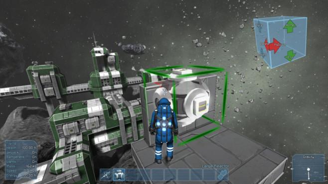 Space Engineers: Bauen©Keen Software House