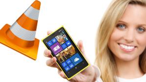Beta angekündigt: VLC Media Player kommt für Windows Phone 8©Michaela Rofeld – Fotolia.com, VLC, Nokia, Microsoft