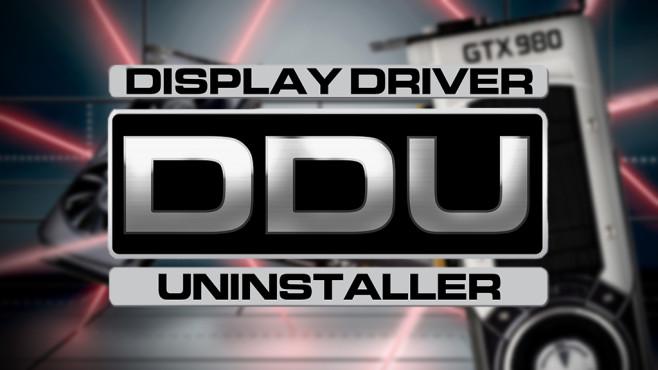 Grafikkarten-Treiber deinstallieren mit dem Display Driver Uninstaller Display Driver Uninstaller, kurz DDU, löscht zuverlässig alle Daten eines installierten Treibers.©Wagnard, COMPUTER BILD