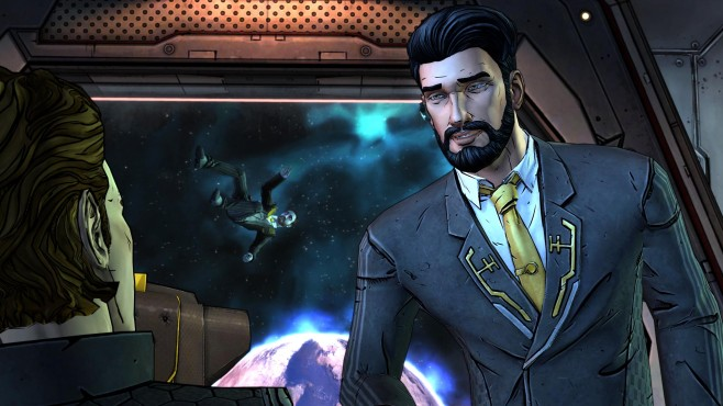 Tales from the Borderlands ©Telltale Games