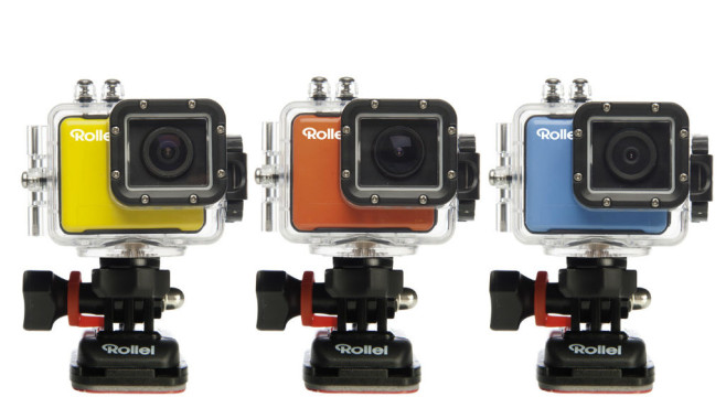 Rollei S-50 WiFi (Action-Cams) ©Rollei