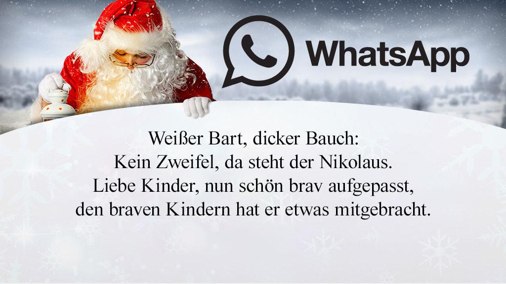 Die Besten Whatsapp Spruche Zum Nikolaus Bilder Screenshots
