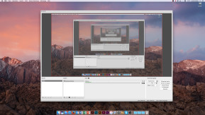 OBS Studio (Open Broadcaster Software) (Mac)
