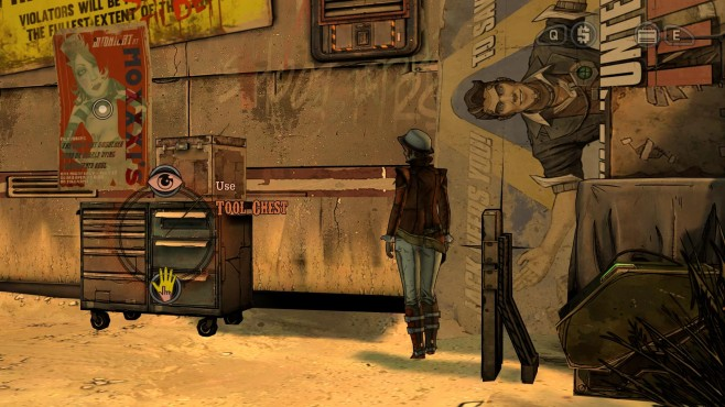 Tales from the Borderlands – Episode 1: Zer0 Sum © Games Farm