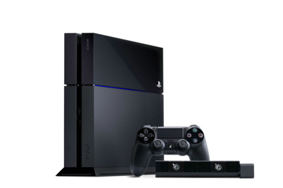 Playstation 4: Konsole©Sony