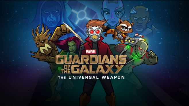 Guardians of the Galaxy © Marvel.com