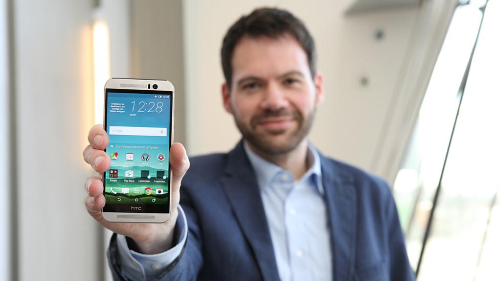 HTC One M9 im Test: technische Daten, Preise, Fotos - COMPUTER