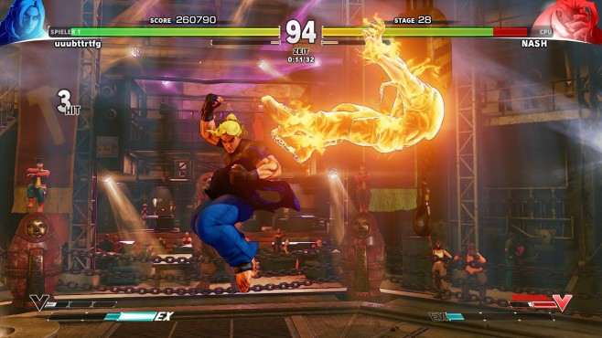 Street Fighter 5©Capcom