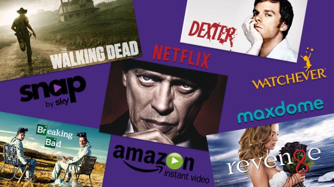 Streaming-Guide: Über 50 Serien im Check©COMPUTER BILD