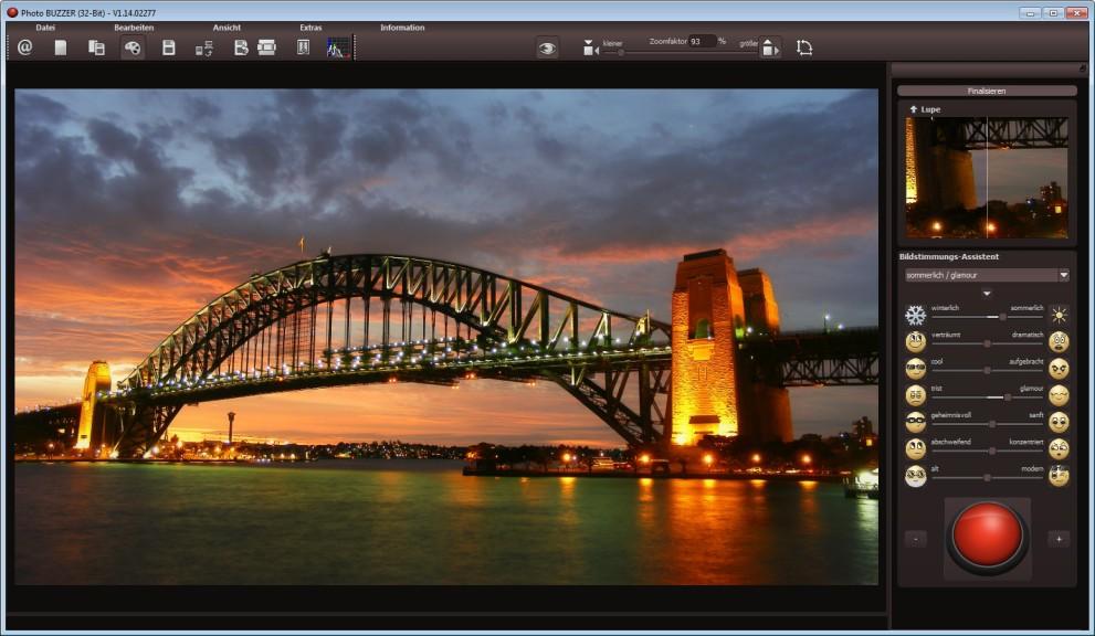 Screenshot 1 - Photo BuZZer – Kostenlose Vollversion