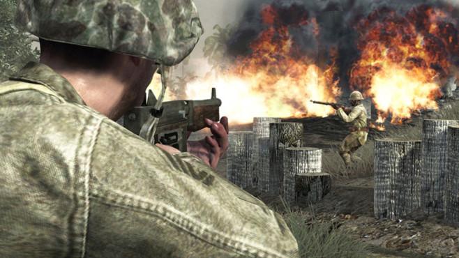 Call of Duty – World at War 2©Activision