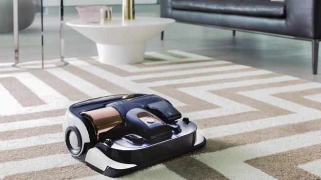 Samsung VR9000H: Roboter für 1.000 Euro im Praxistest.©Samsung
