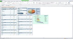 Haushaltsbudget (Excel-Vorlage)
