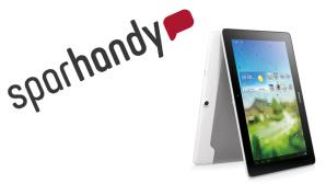 Top-Angebt für mobile Internet-Nutzer bei Sparhandy©Sparhandy, Huawei
