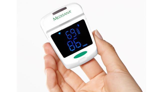 Bluetooth-Pulsoximeter ©Tchibo