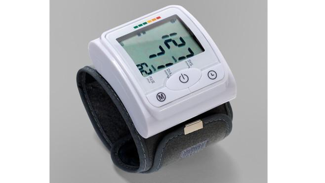 Handgelenk-Blutdruckmessgerät ©Tchibo