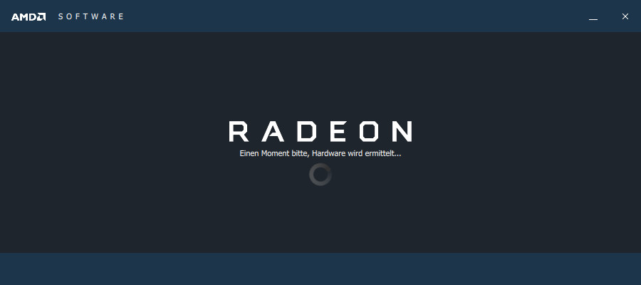 Screenshot 1 - AMD-Treiber: Radeon-Software Crimson ReLive Edition (Windows 8.1, 64 Bit)