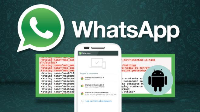 Screenshot WhatsApp©WhatsApp, Android