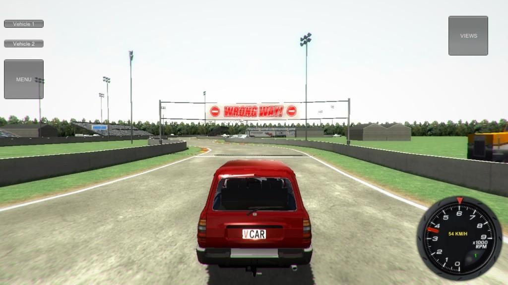 Car Simulator 3D 2.2 - Download - COMPUTER BILD