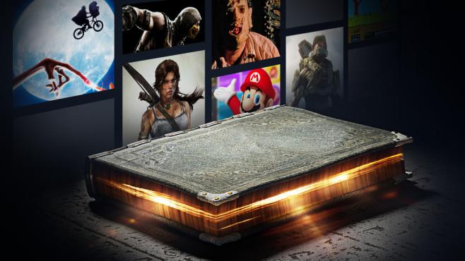 Gaming-Mythen©Atari, Square Enix, Nintendo, Microsoft