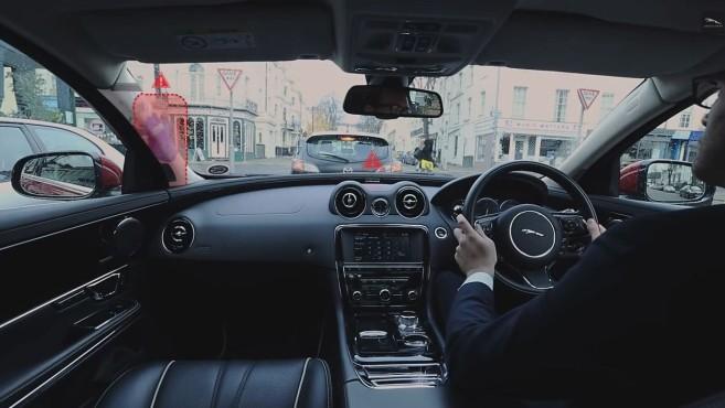 Jaguar Land Rover: Übersehene Fußgänger sollen bald der Vergangenheit angehören.©JLR