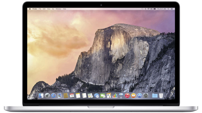 Apple MacBook zu gewinnen ©Apple